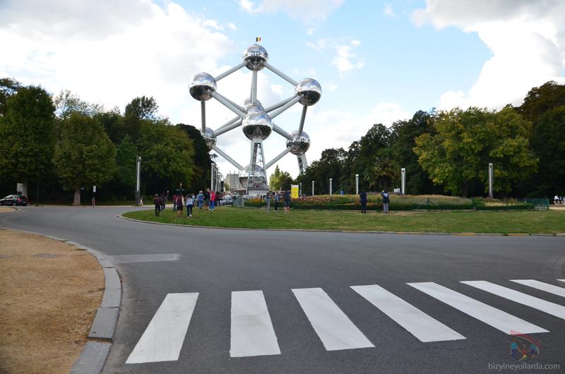 Atomium Anıtı