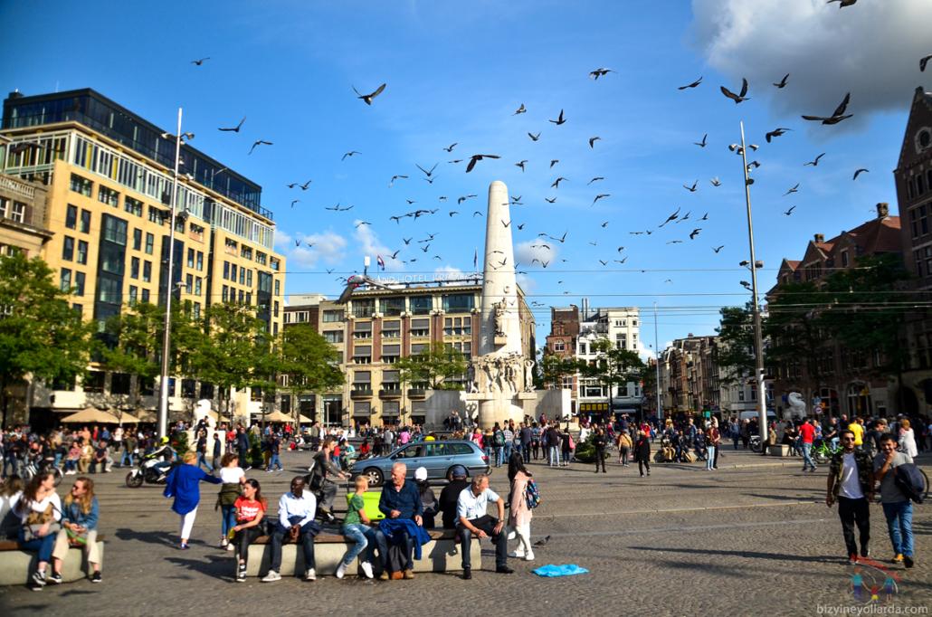 Dam Meydanı Amsterdam