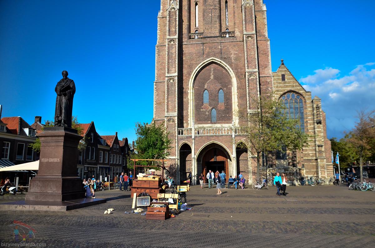 Delft Nieuwe Kilisesi