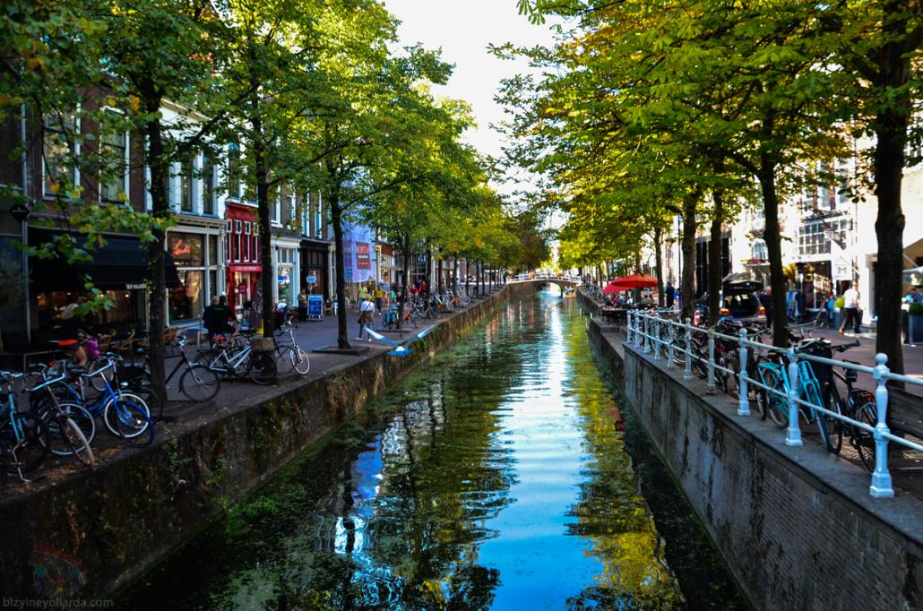Delft Su Kanalları