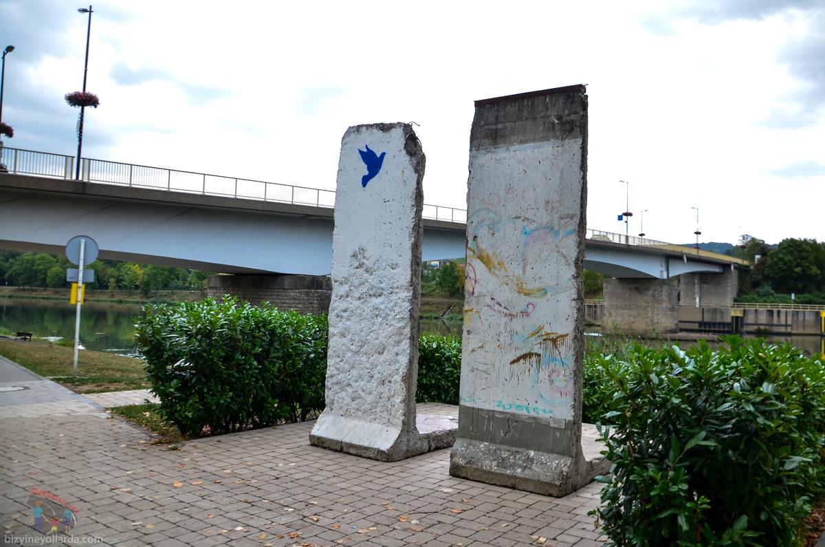 Şengen Berlin Duvarı