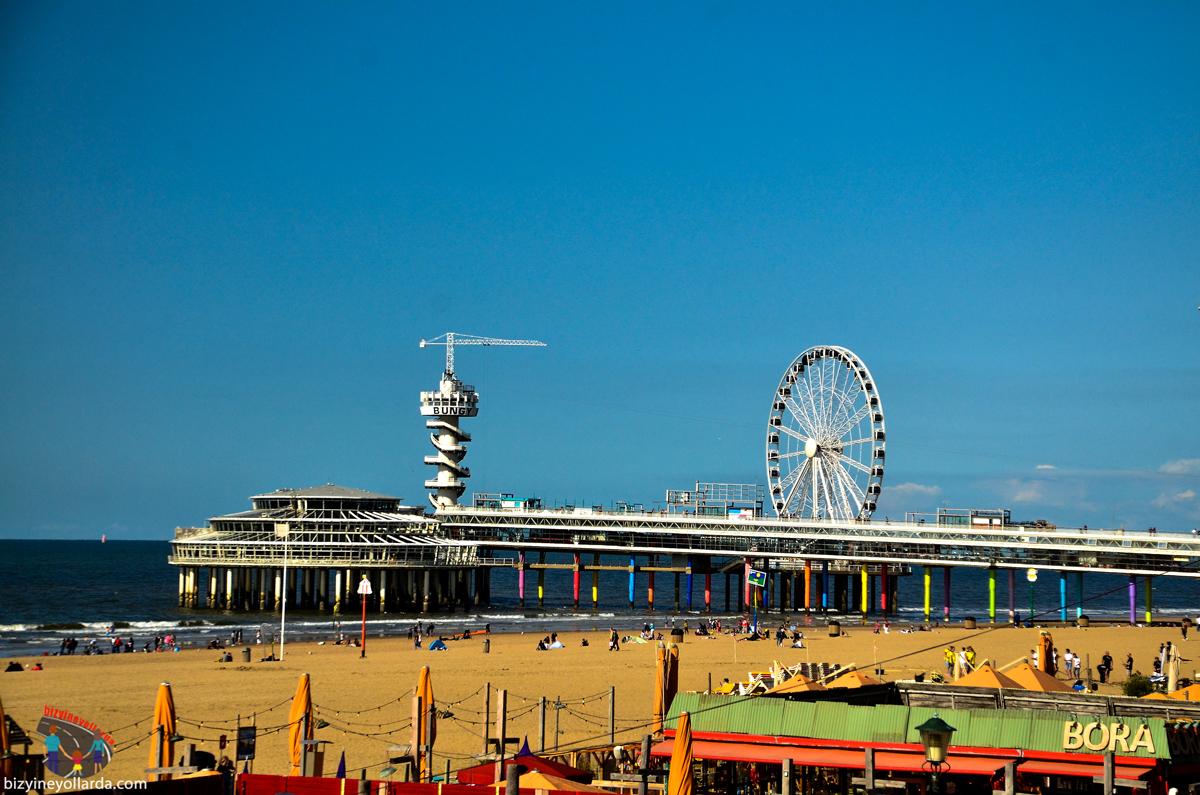 Scheveningen Plajı