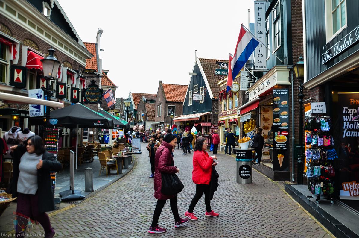 Volendam Mağazalar
