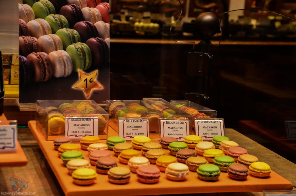 Brüksel Macaron
