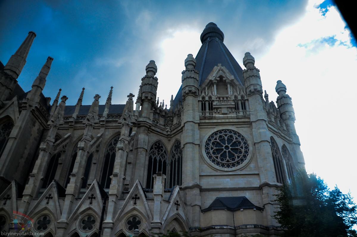 Brüksel Notre Dame Şapeli