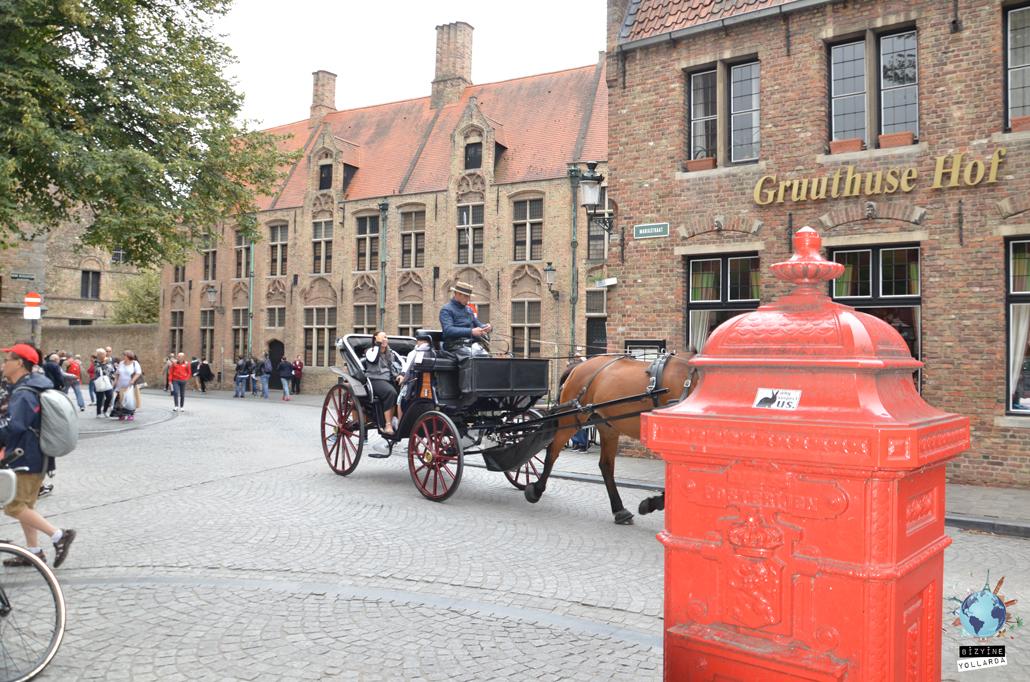 Brugge Gruuthuse Hof