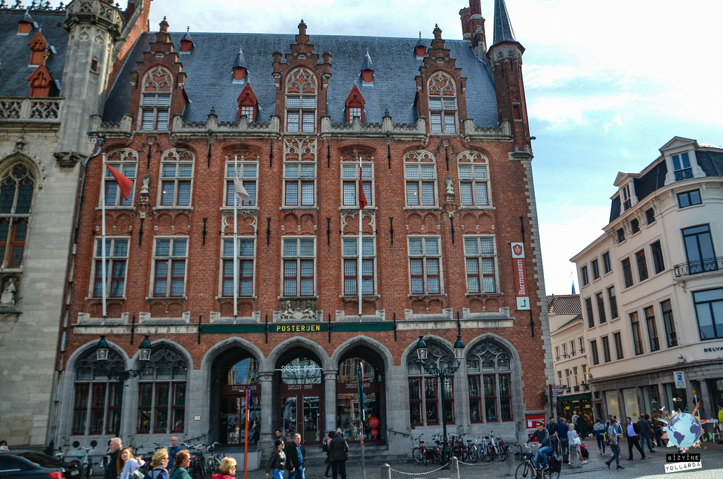Brugge Post Office