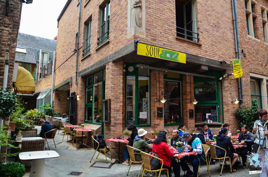 Brugge Soup