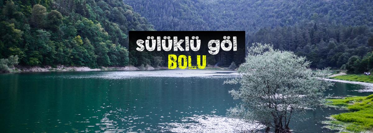 Sülüklü Göl Logo