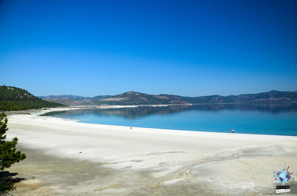 Salda Göl Manzarası