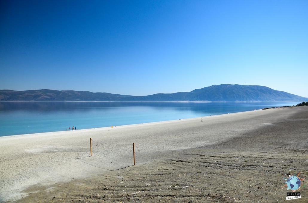 Salda Göl Sahil