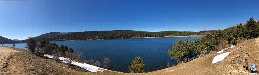 Abant Gölü Panoramik Fotoğraf