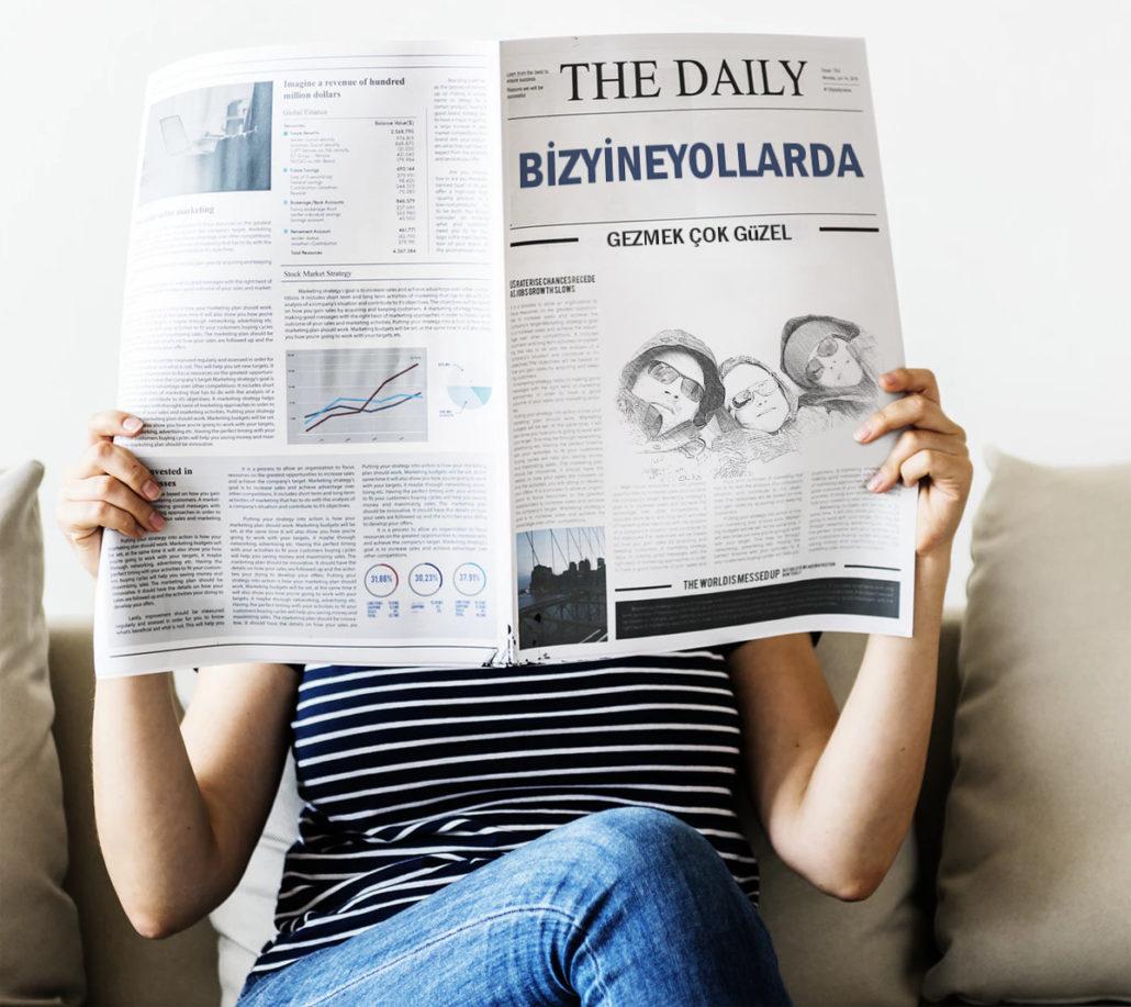 Sınır Tanımayan Gezi Yazarları