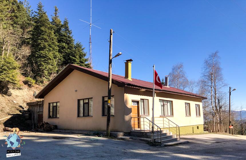 Yedigöller Orman Müdürlüğü İrtibat Ofisi
