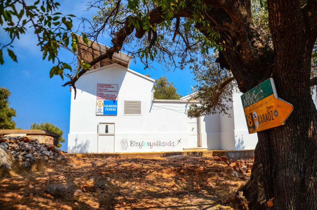 Taşlıkburnu Deniz Feneri