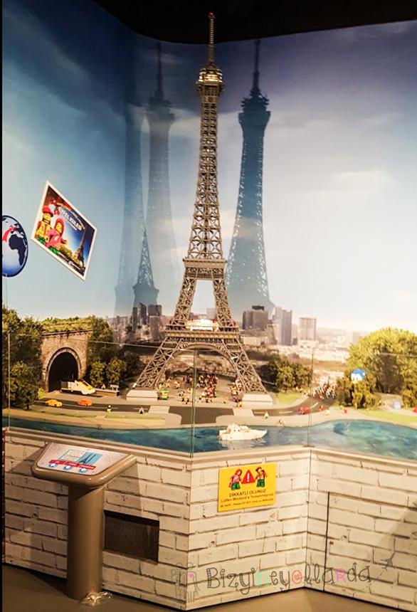 Eyfel Kulesi Legoland İstanbul