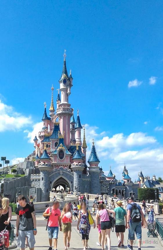 Paris Disneyland Tema Park