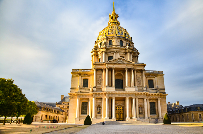 Les Invalides Anıt Mezarı