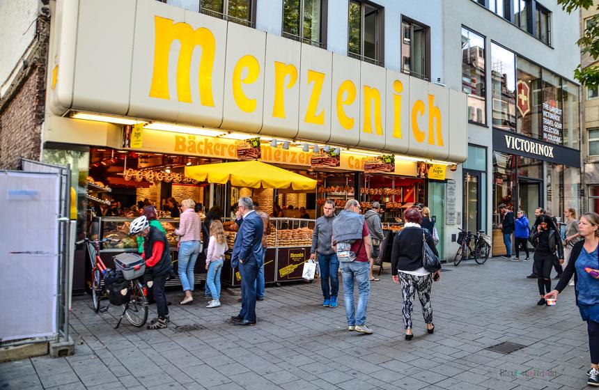Alman Pastası Berliner Dükkanı