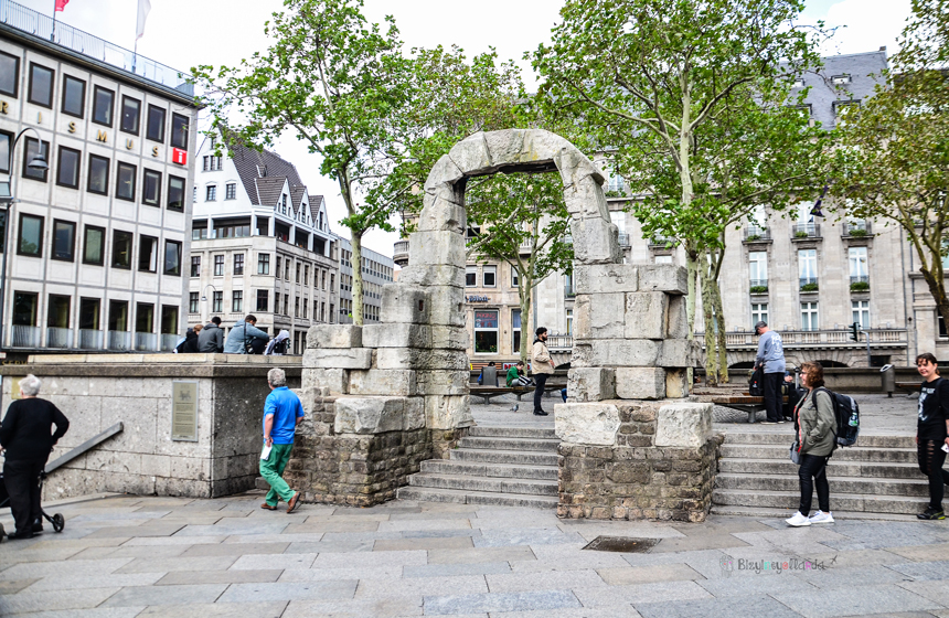 Köln Gezi Rehberi Roma Kuzey Kapısı Köln