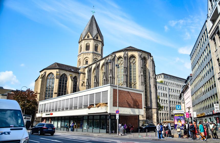 Köln Aziz Andrew Dominik Kilisesi