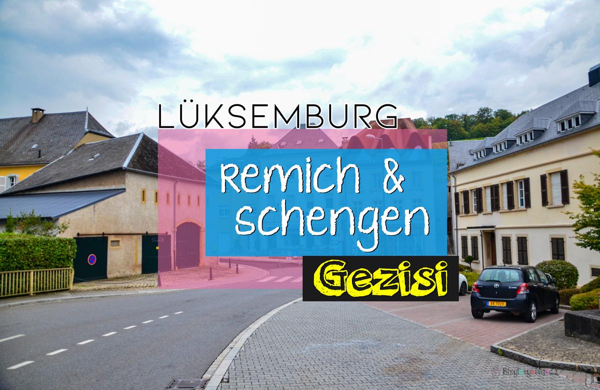 Remich Schengen Kasabası