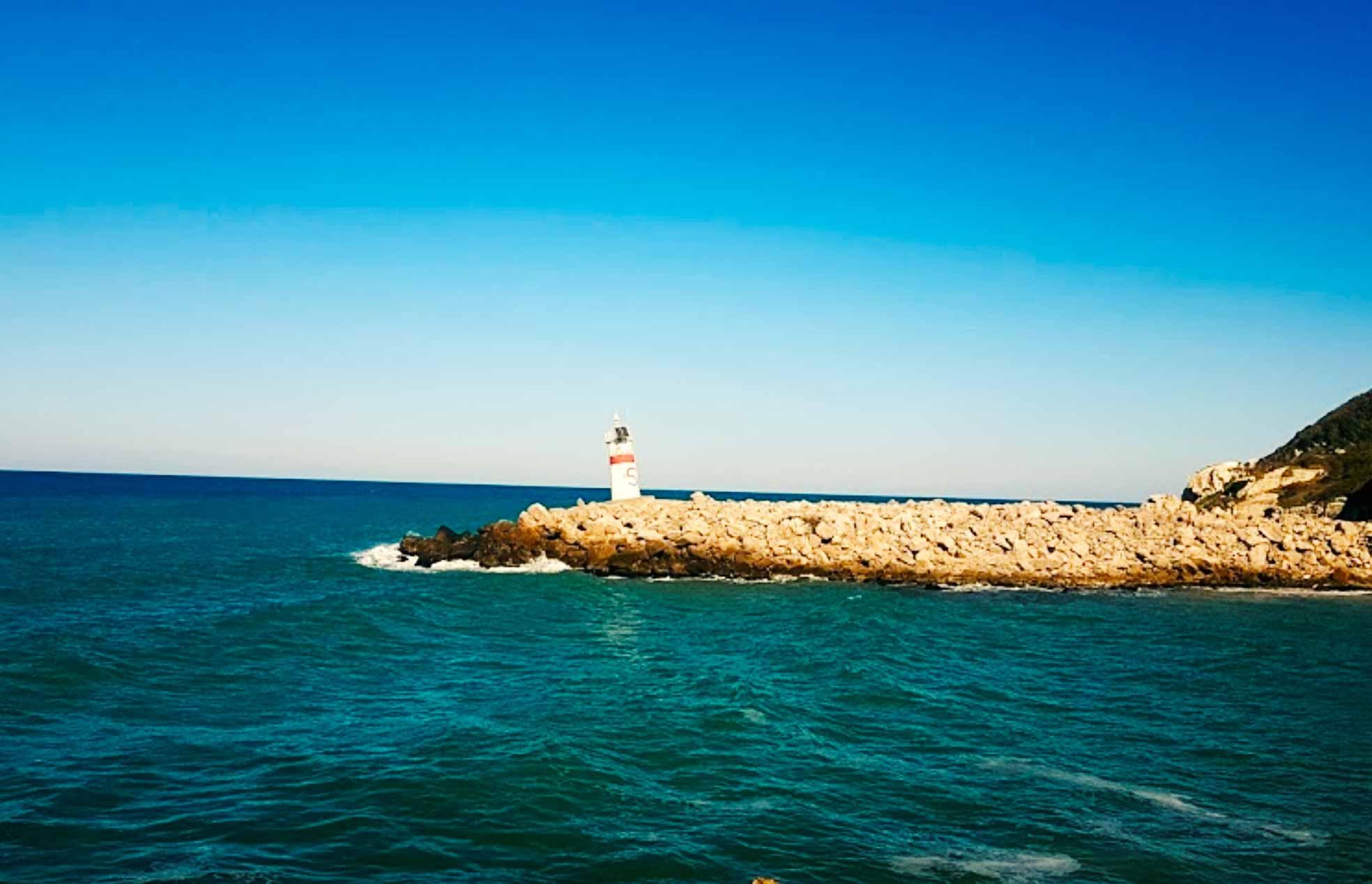 Ağva deniz feneri özçekimler için harika bir mekan.