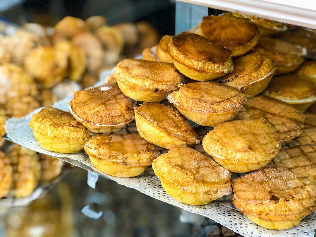 Belem tatlısı Lizbon'un ve Portekiz'in ünlü tatlısıdır.