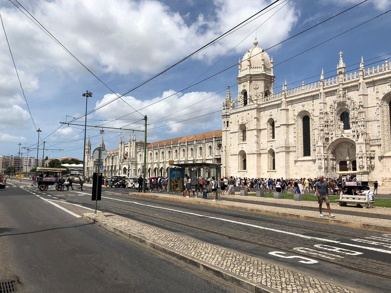 Lizbon Arkeoloji Müzesi ve Cerenimo Deniz Müzesi