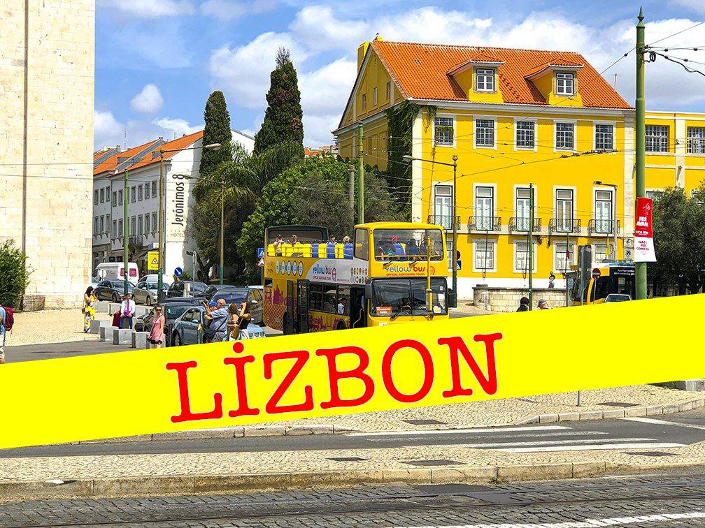 Gezi sitesi Lizbon Panoramik Şehir Turu