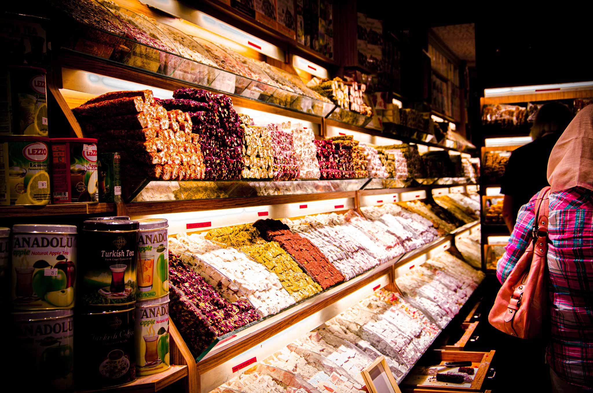 Çemberlitaş Lokum Mağazaları