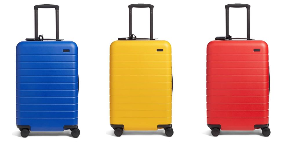 uçak altı bagaj ve kabin boy bagajlar